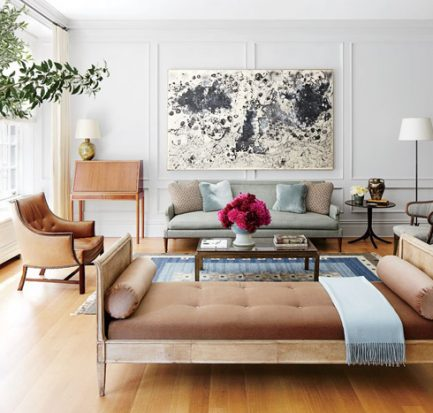 Today I'm taking a look inside the home of Project Runway and Marie Claire former editor, Nina Garcia. See how you can create a similar look.