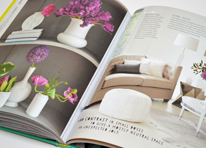 DECORATE WITH FLOWERS BOOK REVIEW
