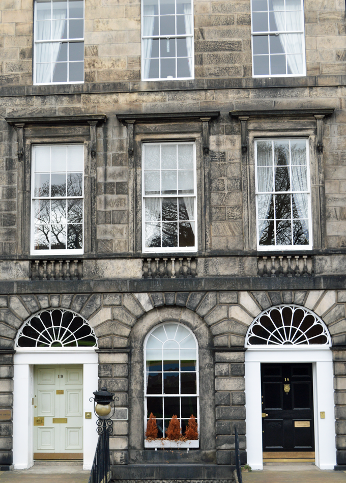 THE BEST HOTEL IN EDINBURGH