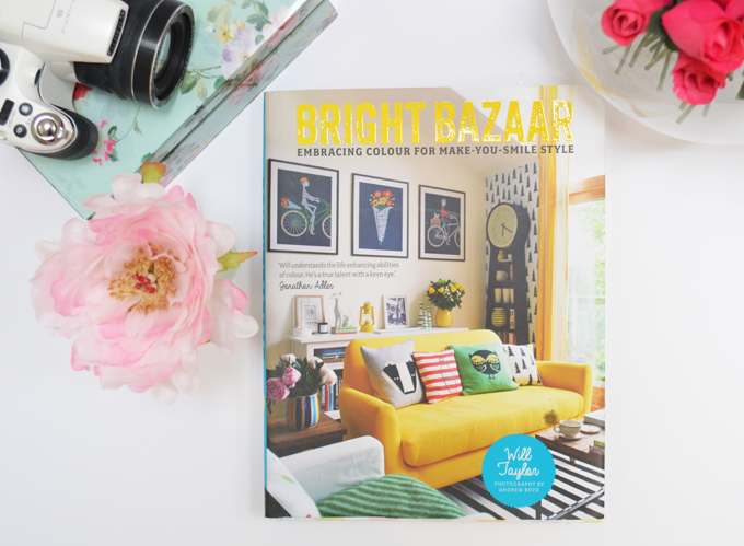 BRIGHT BAZAAR BOOK REVIEW