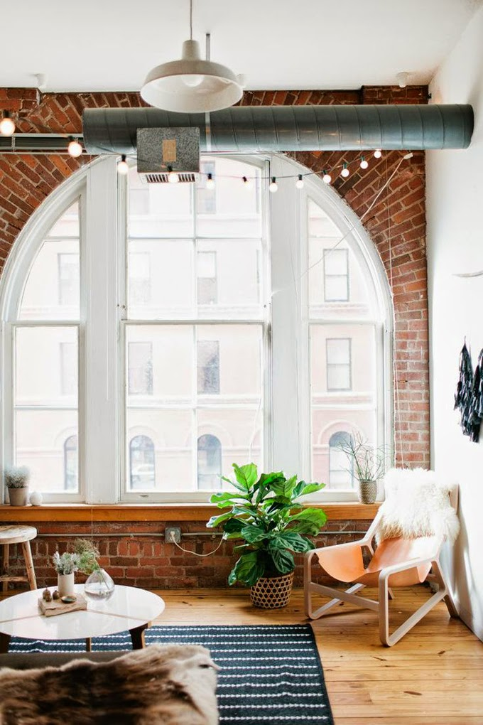 HOW TO CREATE A NEW YORK STYLE LOFT APARTMENT