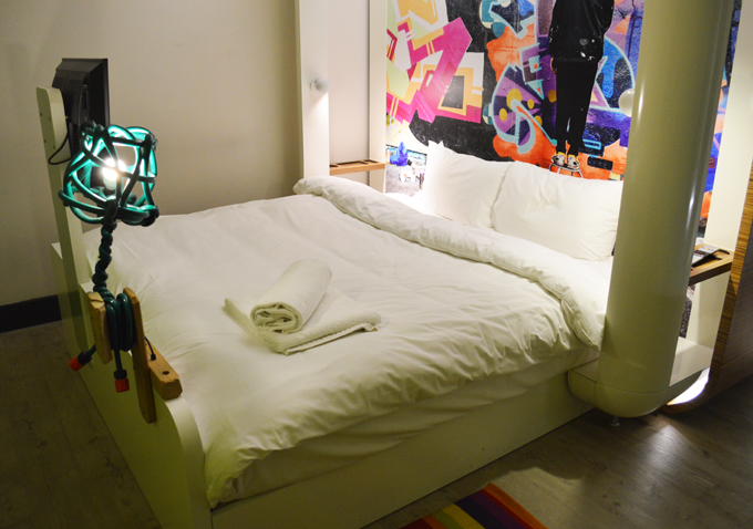 A REVIEW OF THE QBIC HOTEL, EAST LONDON