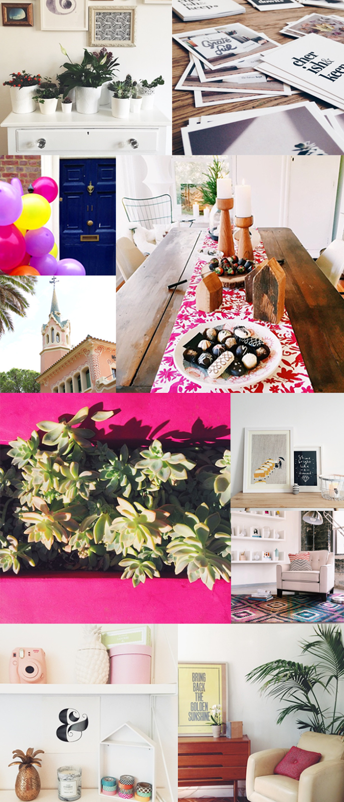 FIVE INSTAGRAM ACCOUNTS FOR INTERIOR LOVERS