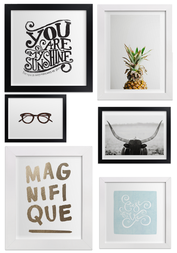 MY FAVOURITE PIECES OF MINTED ARTWORK