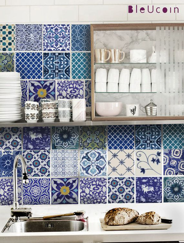 INTERIOR OBSESSION MOROCCAN TILES Apartment Number 4
