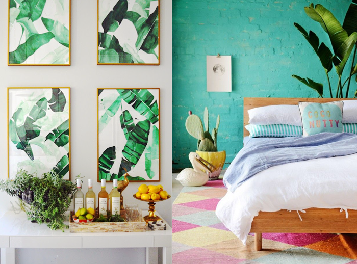 How To Tropical Interiors Apartment Number 4