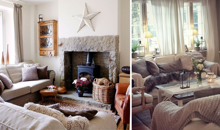 How to create a cosy living room apartment number 4 for Living room xmas ideas