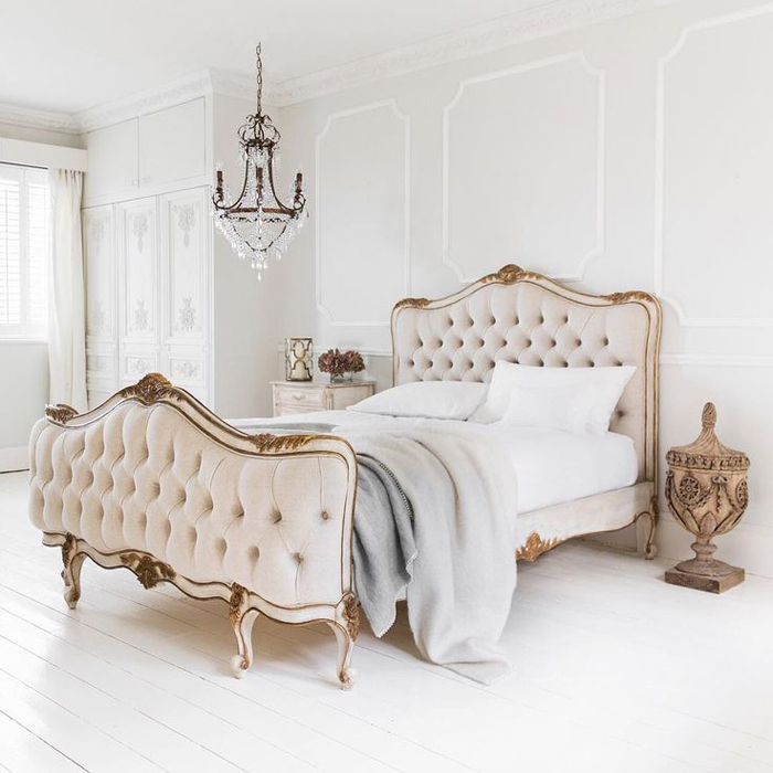 INSPIRATION FRENCH BOUDOIRS