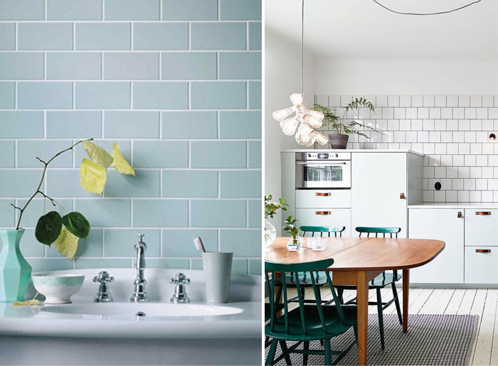 Today I'm sharing how to decorate with Pantone Colour Of The Year, Serenity - from your living room to your kitchen, make powder blue work in your home.