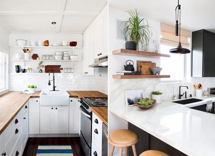 SMALL KITCHEN INSPIRATION Apartment Number 4