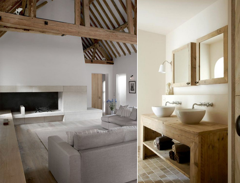 MODERN WAYS TO USE OAK IN YOUR HOME