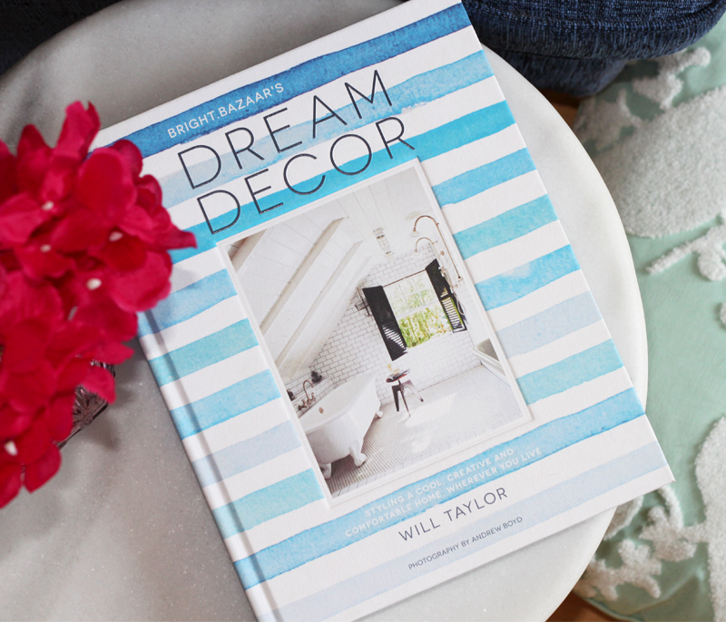 DREAM DECOR BOOK BY BRIGHT BAZAAR'S WILL TAYLOR