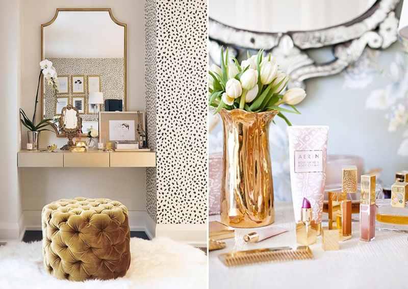 HOW TO CREATE YOUR DREAM DRESSING ROOM