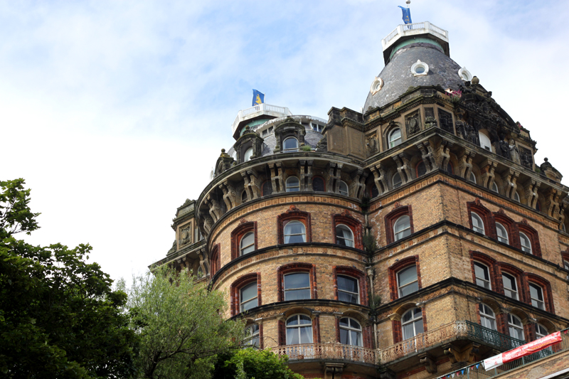 AN HONEST REVIEW OF OX PASTURE HOTEL SCARBOROUGH