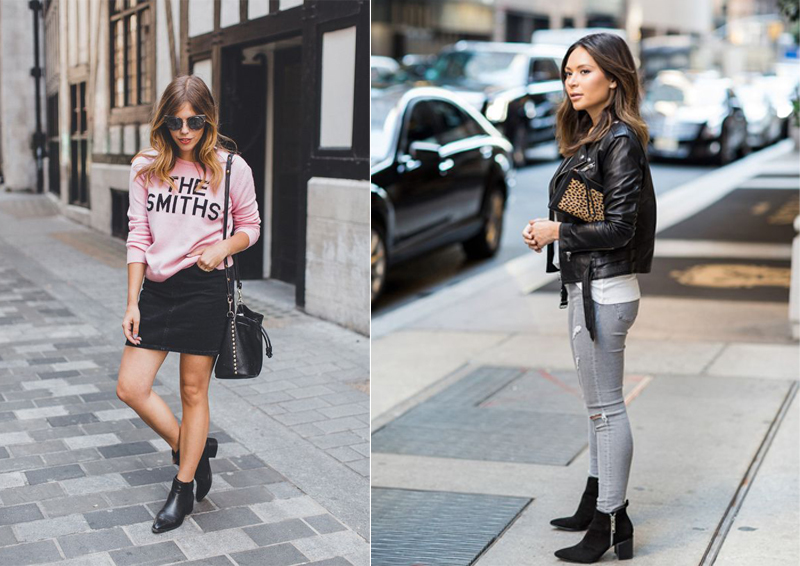 TEN WAYS TO STYLE ANKLE BOOTS IN SUMMER