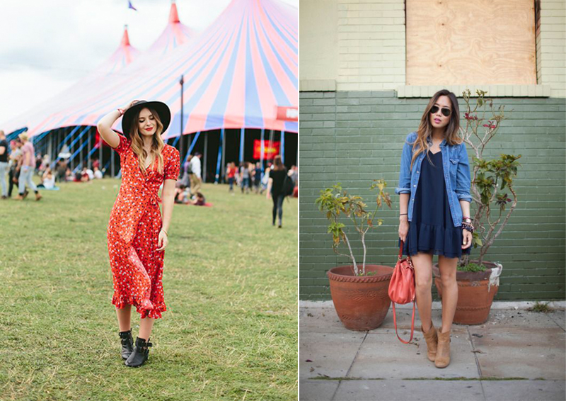 HOW TO STYLE ANKLE BOOTS IN SUMMER