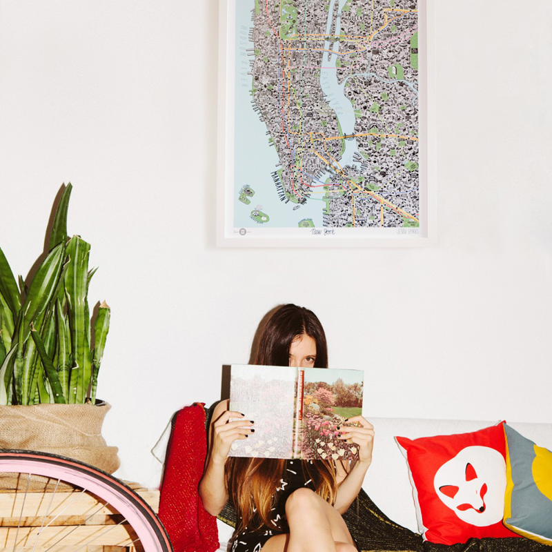 Home Design Gift Ideas: ECLECTIC HOME AND GIFT IDEAS FROM CITIZENM