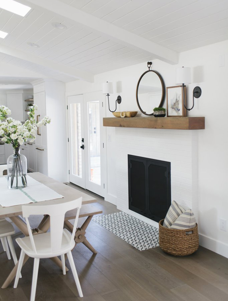 FOUR WAYS TO TRANSFORM A ROOM QUICKLY