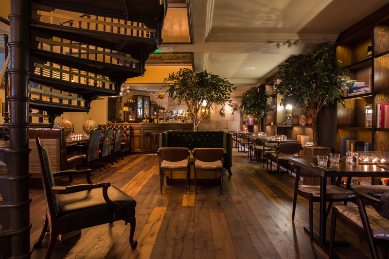 LOST & FOUND LEEDS RESTAURANT REVIEW