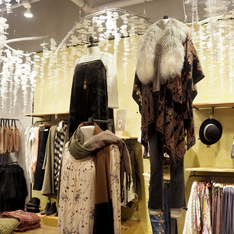 ANTHROPOLOGIE OPENS IN LEEDS