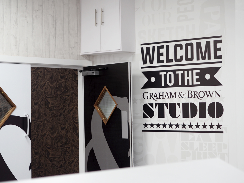 CELEBRATING INTERNATIONAL WALLPAPER WEEK WITH GRAHAM & BROWN
