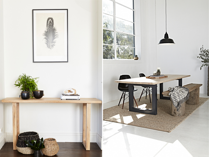 SUSTAINABLE FURNITURE BRAND TOTEM ROAD