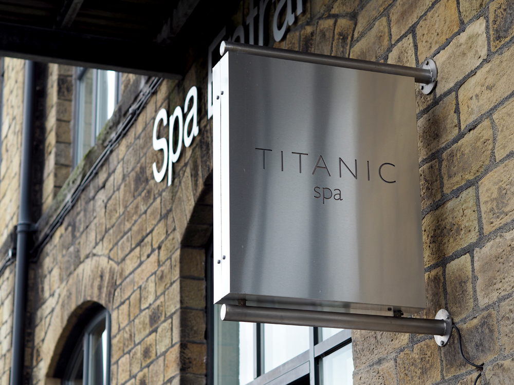 TITANIC SPA REVIEW