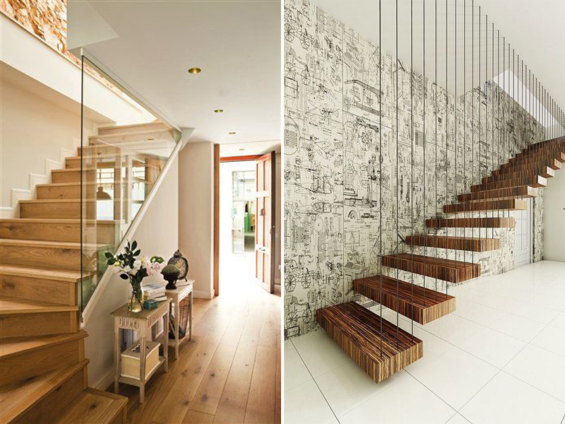 Affordable Hallway And Staircase Decorating Ideas Apartment Number 4