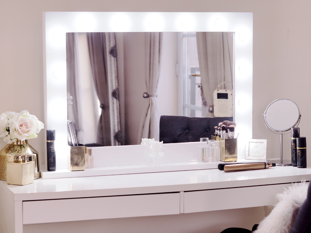 A Tour Of My Pinterest Worthy Dressing Table Apartment