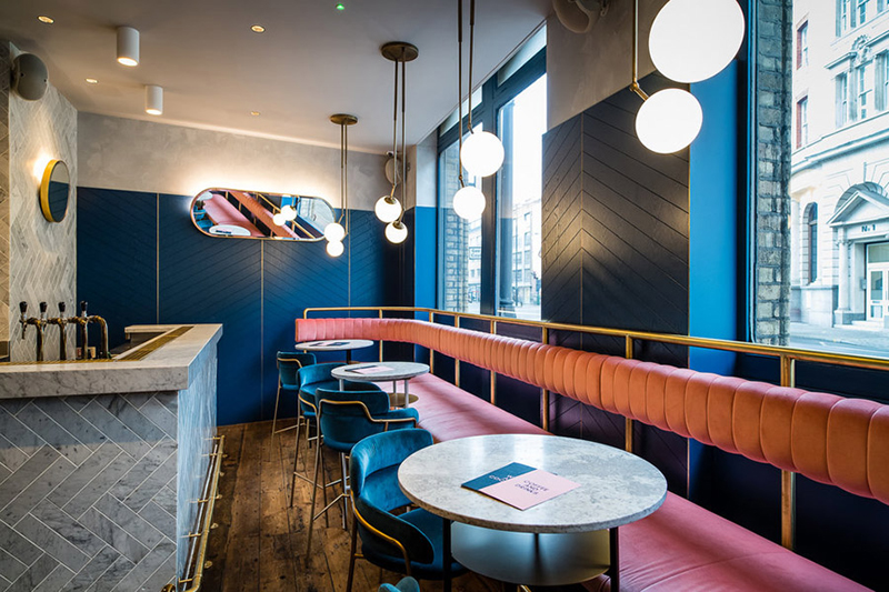 SIX OF THE COOLEST INTERIORS ACROSS THE WORLD