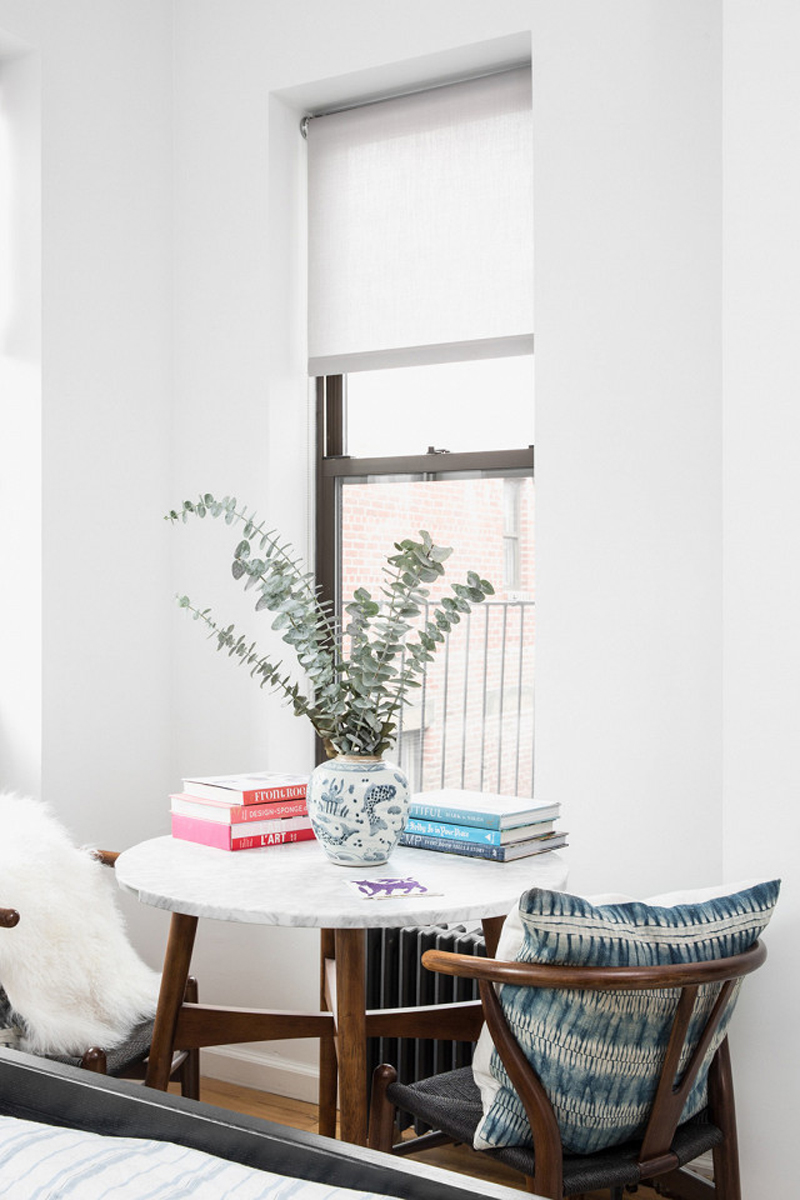 In today's post we take a look at how you can decorate a studio flat, taking into consideration furniture, storage and what colours suit a small room the best.