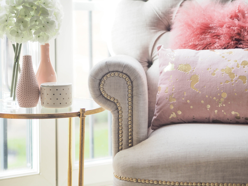 HOW TO CREATE A PARISIAN INSPIRED LIVING ROOM