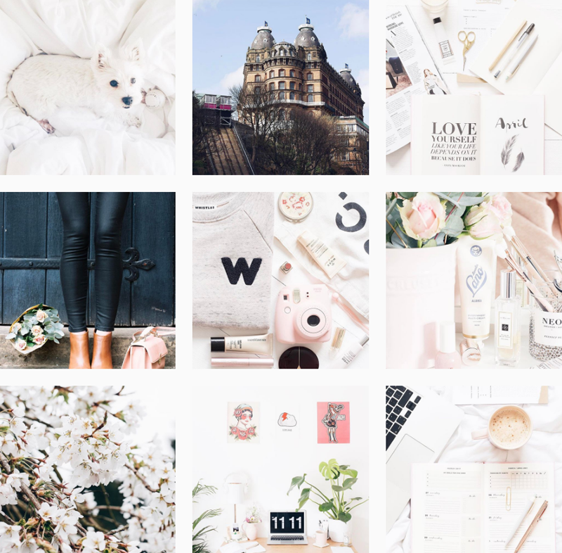 Instagram accounts to inspire your life