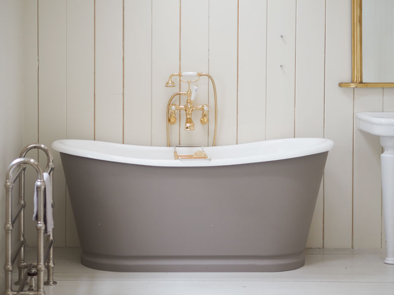 INTRODUCING THE CAST IRON BATH COMPANY