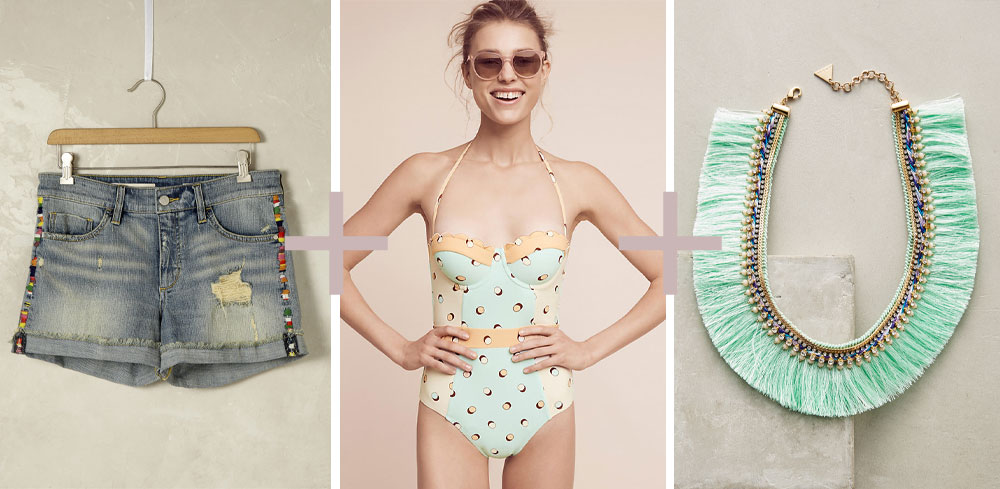 Pool Bar Outfit Inspiration