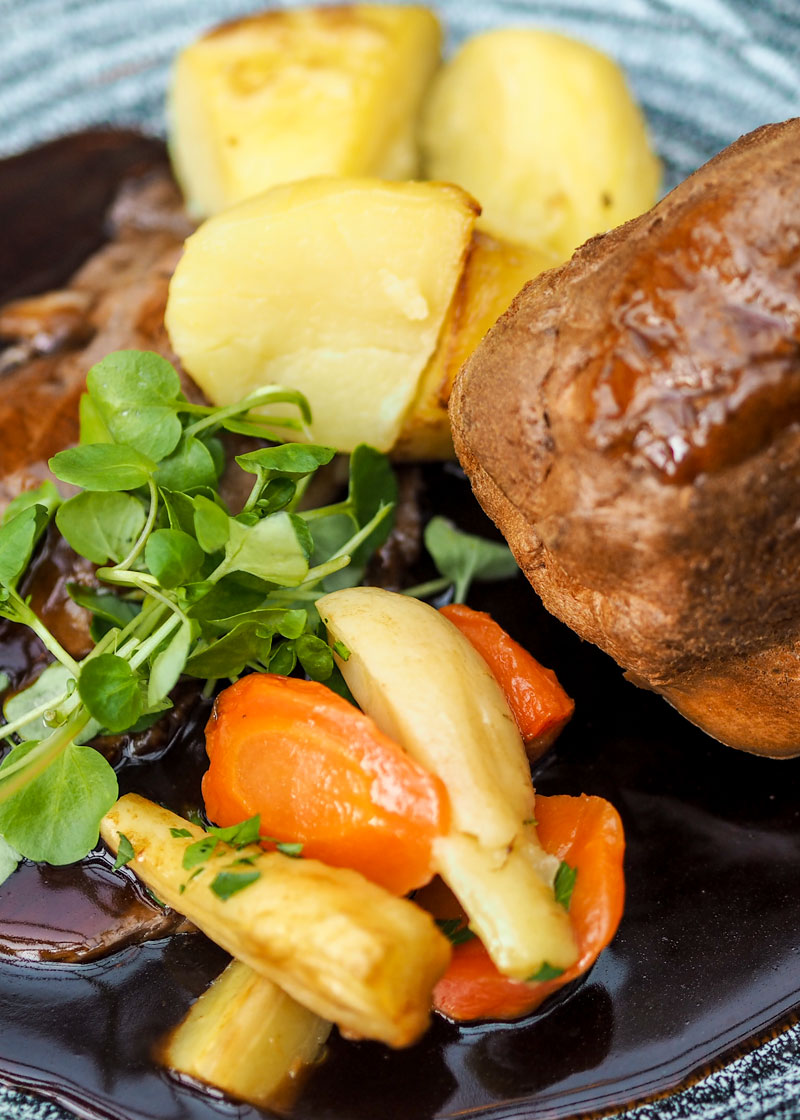 SUNDAY LUNCH AT THE REFECTORY YORK