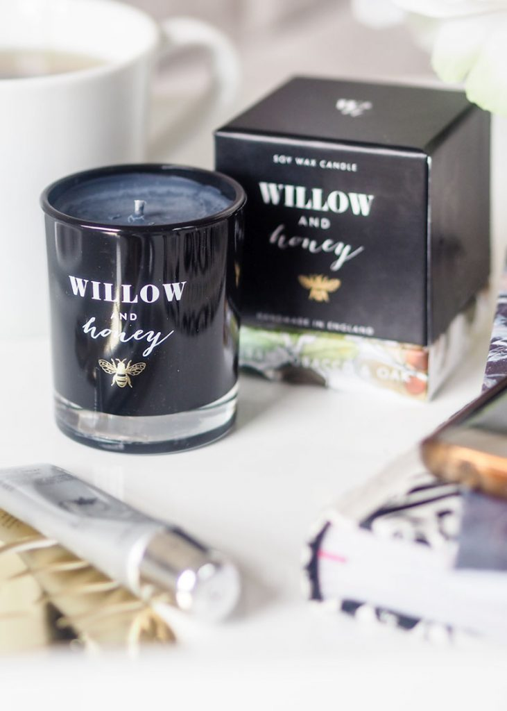 Willow and Honey Cuban Candle