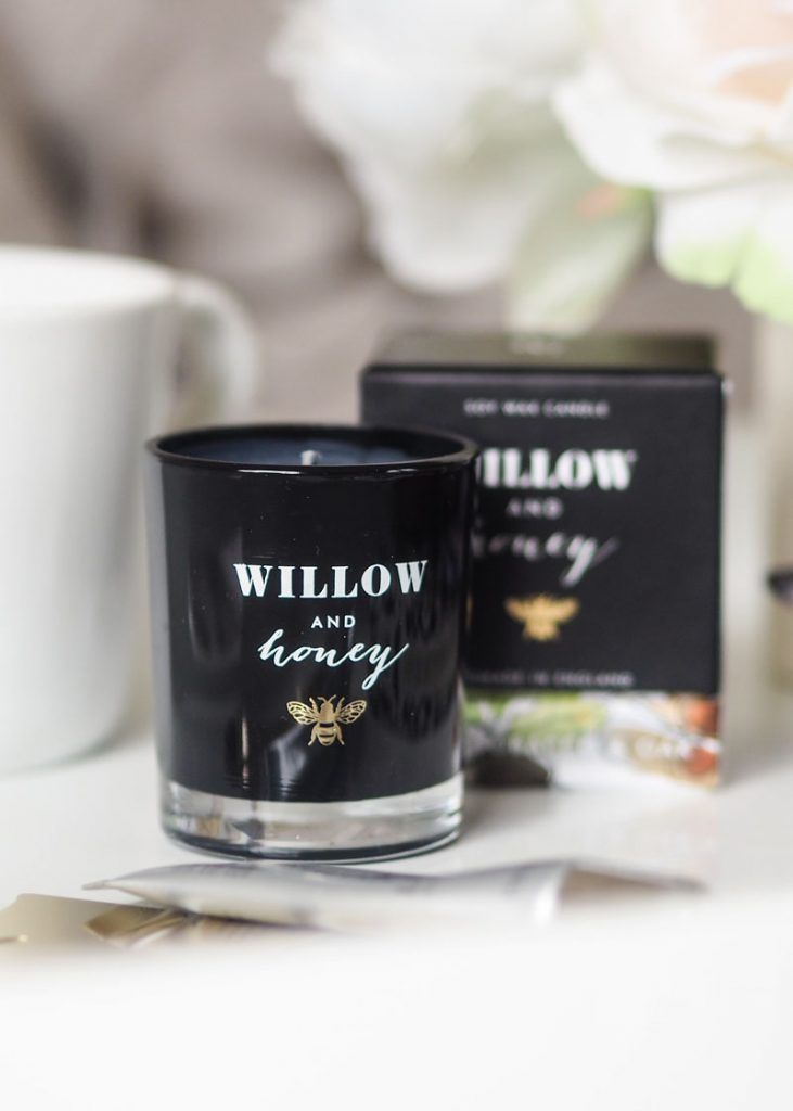 Willow and Honey Cuban Tobacco Candle