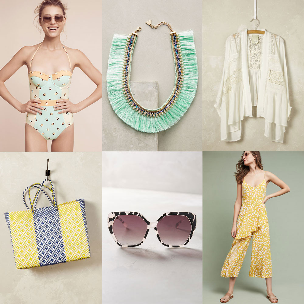 Capsule Holiday Wardrobe from Anthropologie