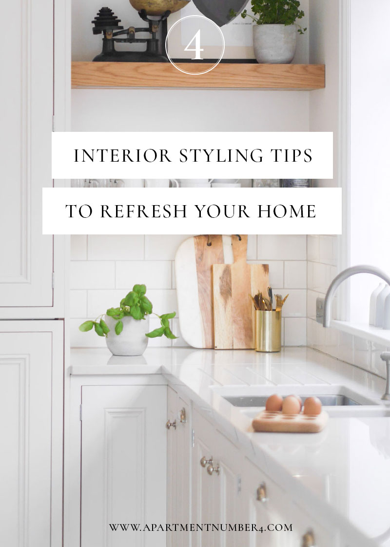 Easy Interior Styling Tips To Create A Stylish Home ...