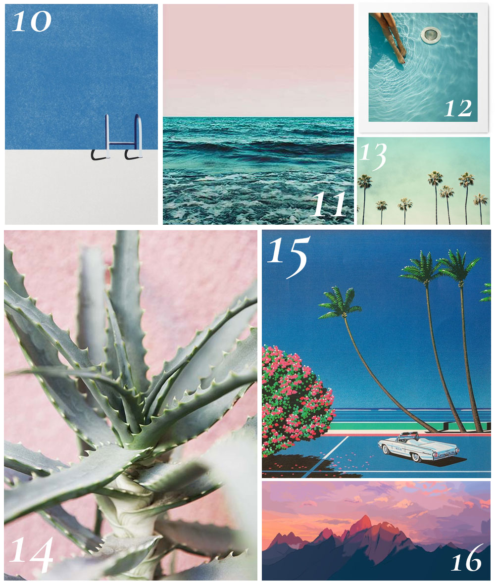16 Gallery Wall Ideas for Travel Fans