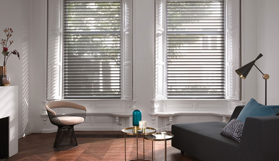 Today I'm sharing 5 stylish ways to dress your windows, from decorative window transfers to plantation wooden shutters.