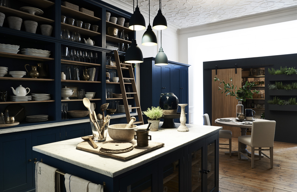 Deep Teal Dining Chairs