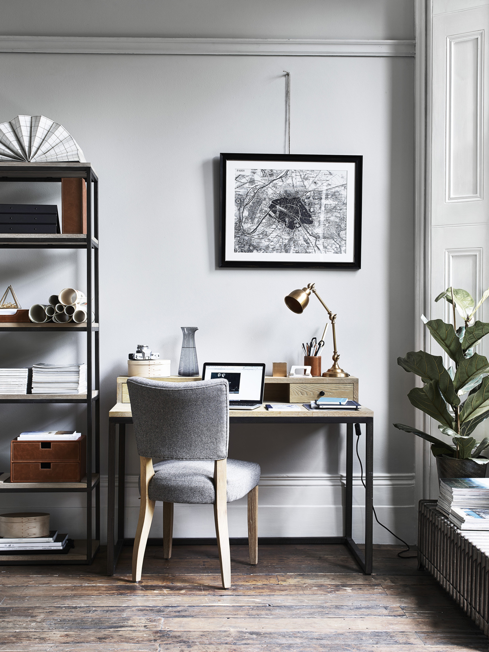 Today I'm sharing some of my favourite images from the Neptune collection, showcasing ways to create dramatic interior design inspiration