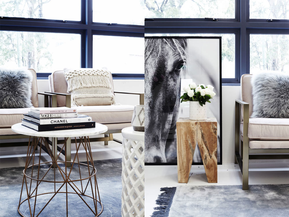 Today we're taking a look at the Three Bird Renovations office tour and showing you how to create this eclectic look yourself.