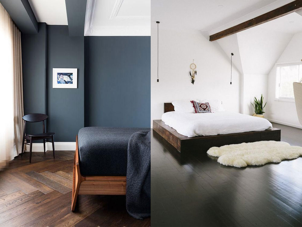 How to choose the right colour laminate flooring for your bedroom