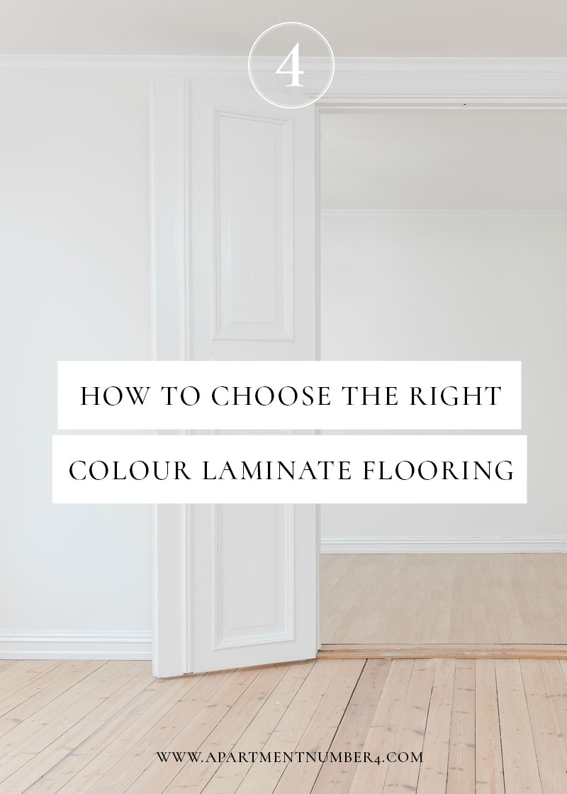 How to choose the right colour laminate flooring for your for How to choose flooring for your home