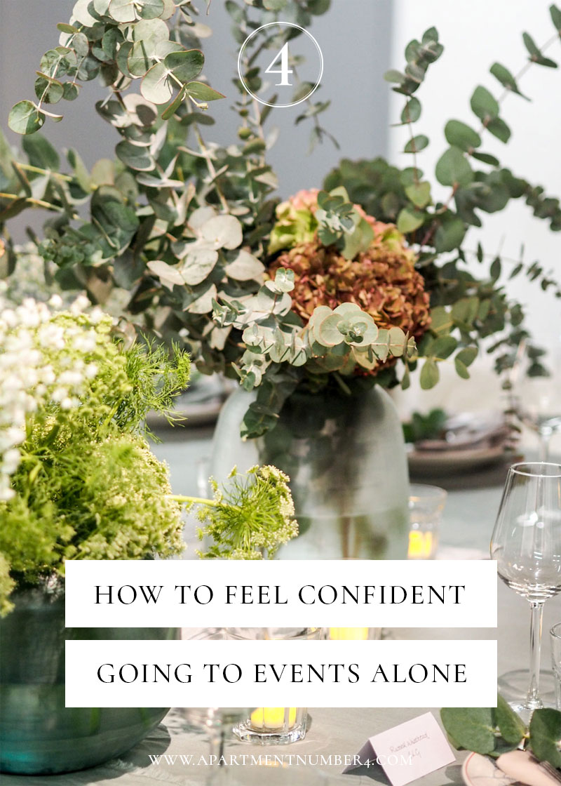 Today I'm sharing 5 tips on how to feel confident at blogger events, especially if you're going alone. From body language to pre-event prep, you'll be working the room in no time.