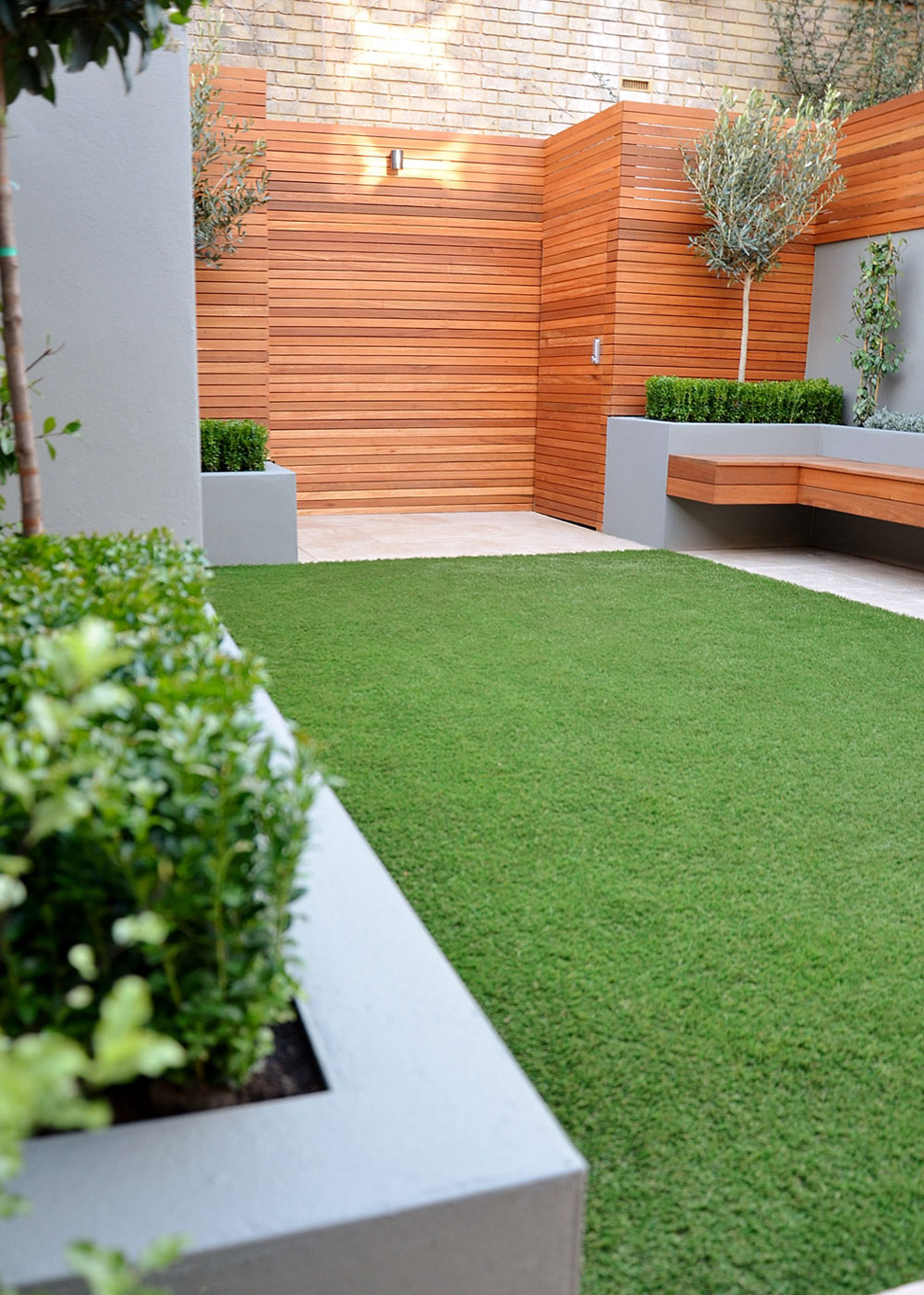 How To Create A Stylish Small Garden