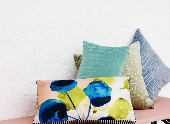 No money to buy a new sofa? Updating your cushions can revamp this piece of furniture with a whole new look. Here are 15 cushions we love.